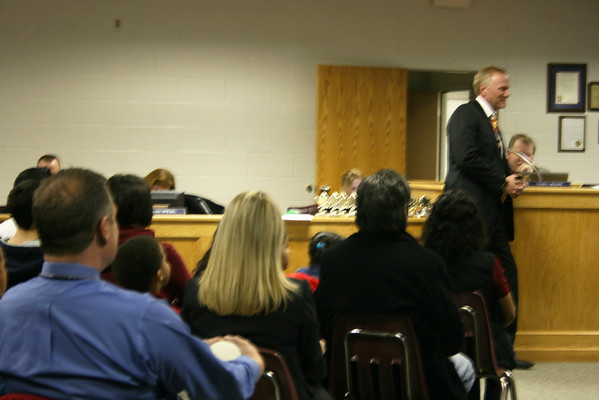 February 2010 School Board Meeting