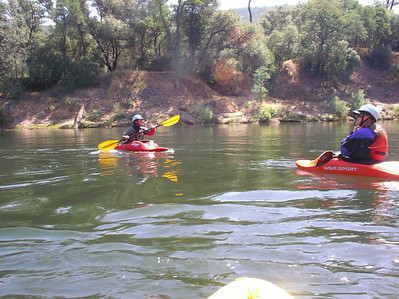 Whitewater Classes & Trips