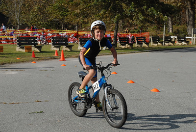 2011 Mighty Kids Tri - BIKE