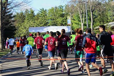 Calvin's Annual Spring Classic 5k -2014