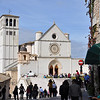 St. Francesco Basilica, Assisi :