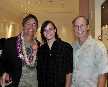 Stephen Gyllenhaal's Hawaiian Event