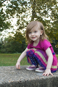 Cecilia Jeffeson 2 Years old