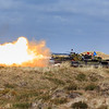 Leopard 1 live fire