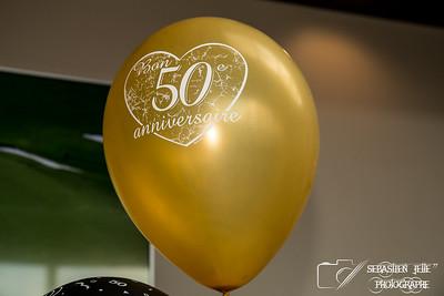 50e Anniversaire de mariage de Jean-Jacques et Réjeanne 12-08-17