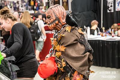 Comiccon Montréal 2017
