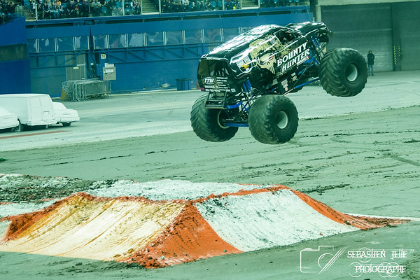 Monster Truck Stade Olympique 08-04-17