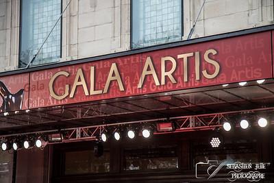 Tapis rouge Gala Artis 14-05-17