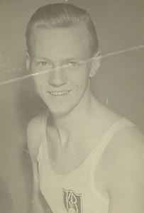 Skúli Guðmundsson hástökkvari.