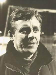 Eggert Jóhannesson, þjálfari Víkings.  Íþróttablaðið tbl. 3:1972