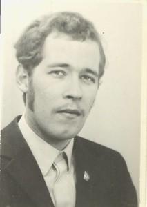 Gylfi Kristjánsson, blaðamaður.