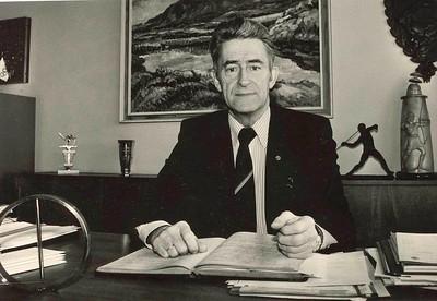 Hermann Guðmundsson, framkvæmdastjóri ÍSÍ.