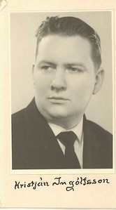 Stjórnarformenn UÍA um 1960
