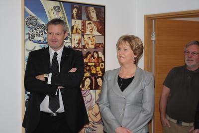 2012 - Heimsókn rektors HÍ til ÍSÍ