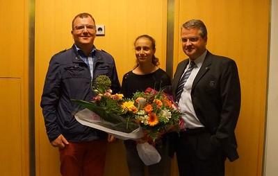 Aníta Hinriksdóttir 2013