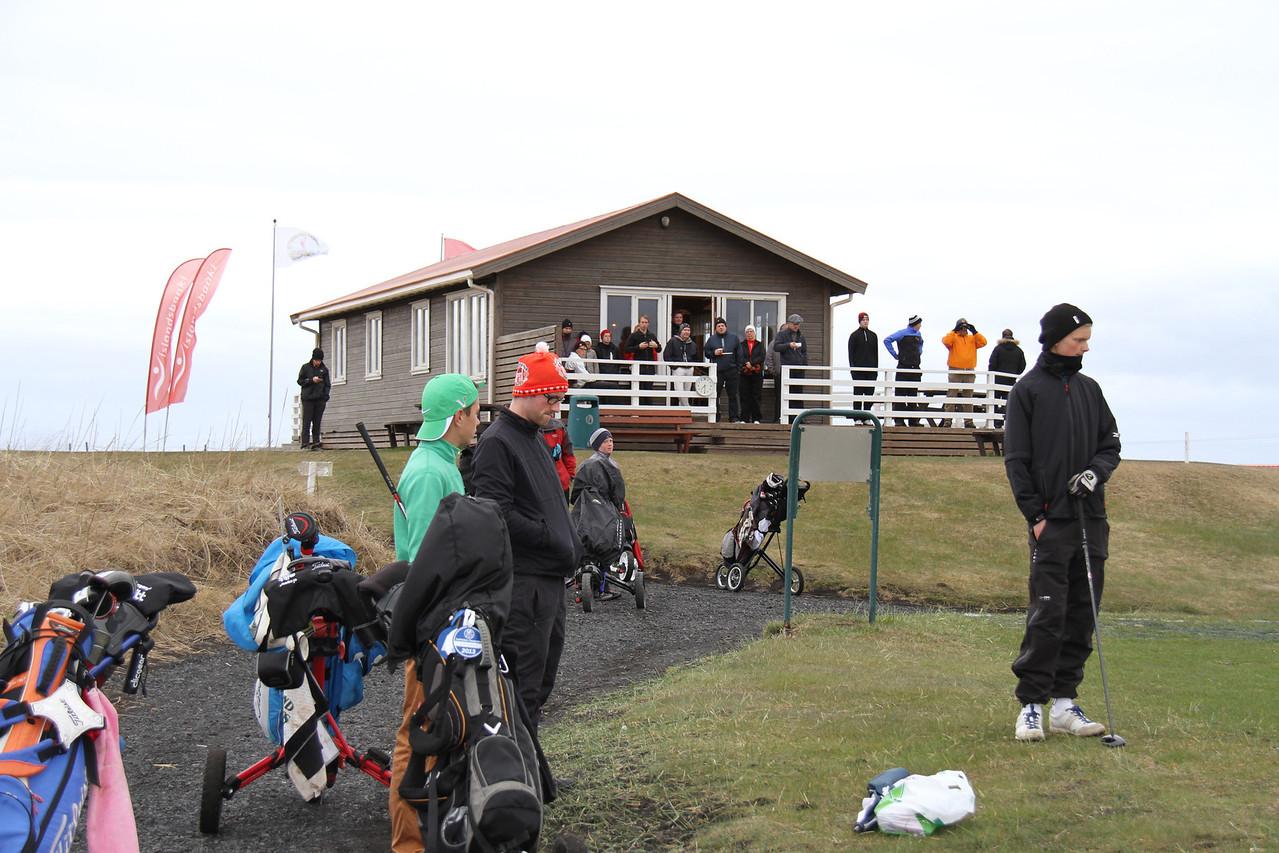 Golfskálinn Þorlákshöfn Íslandsbankamótaröðin 1