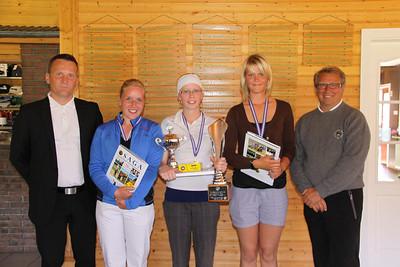 Berglind Björnsdóttir, Karen Guðnadóttir, Arndís Eva Finnsdóttir, Staffan Johannsson,