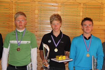 Rúnar Arnórsson, Guðmundur Ágúst Kristjánsson, Magnús Björn Sigurðsson,