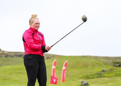Amanda Bjarnadóttir, GHS. Mynd/seth@golf.is