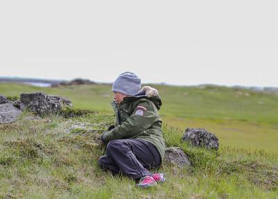 Anna Guðbjörg Lárusdóttir. Mynd/seth@golf.is