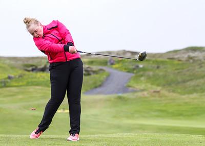 Amanda Bjarnadóttir, GHD. Mynd/seth@golf.is