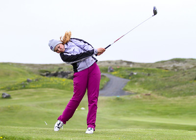 Zusanna Korpak, GS. Mynd/seth@golf.is
