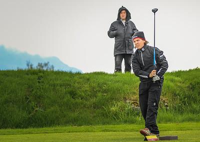 Íslandsbankamótaröð unglinga Akranes 2019