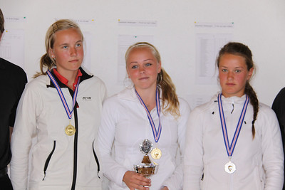 Guðrún Pétursdóttir, Guðrún Brá Björgvinsdóttir, Anna Sólveig Snorradóttir,