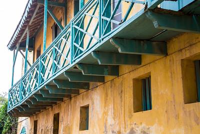 Balcons coloniaux