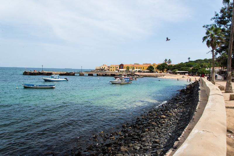 Baie de Gorée
