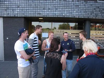 Sumarólympíuhátíð Evrópuæskunnar, 14.-19. júlí 2013