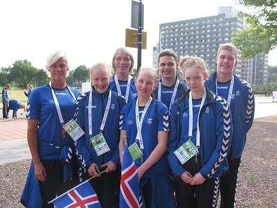 Sumarólympíuhátíð Evrópuæskunnar 14.- 19. júlí 2013