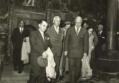 Rangell, Benedikt G. Waage og A. Brandey.