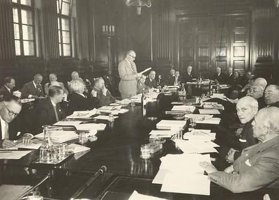 IOC á fundi 1951.