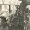 Beneditk G. Waage í Stokkhólmi 1950.