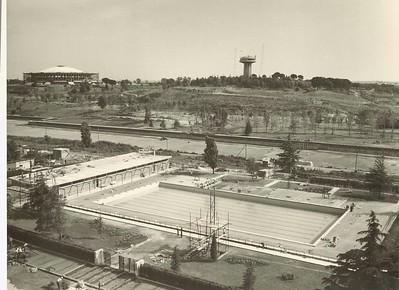 Ólympíumannvirki - Ítalía 1959