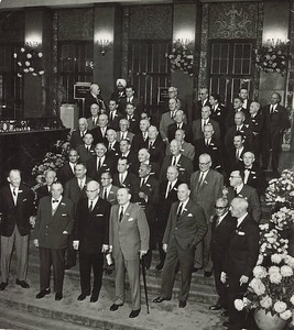 Þing IOC október 1963 í Baden Baden.