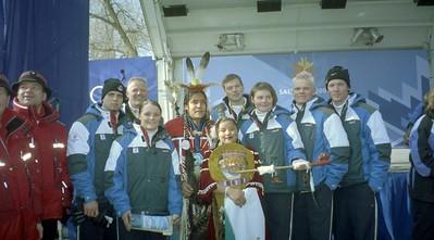 Vetrarólympíuleikarnir 2002