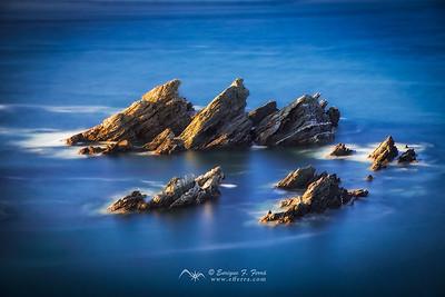Rocky softness, Rías altas, La Coruña, Galicia