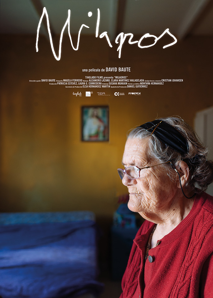 Milagros, una película documental de David Baute