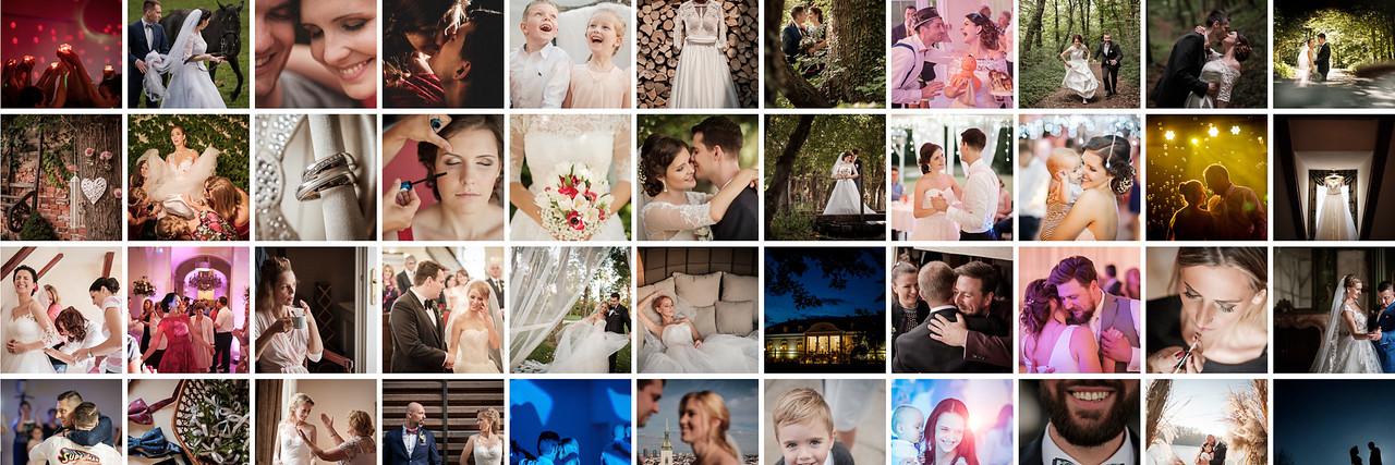 Každá svadba, ktorú som v roku 2017 fotil, sa mi niečím vryla do pamäte. Pozrite si môj výber.