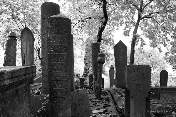 Cimetière/Graveyard, Eyüp