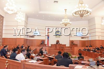 2017 оны арванхоёрдугаар сарын 15.  Монгол Улсын Ерөнхийлөгчөөс  2017 оны 11 дүгээр сарын 08-ны өдөр өргөн мэдүүлсэн Элчин сайдаар эгүүлэн татах, тохоон томилох тухай саналыг зөвшилцөх асуудлыг хэлэлцлээ. Улсын Их Хурлын гишүүн О.Баасанхүү, Монгол Улсын нууцтай холбогдох олон асуудал яригдах тул хуралдааныг хаалттай горимоор хэлэлцэх санал гаргав. Хуралдаанд оролцсон гишүүдийн олонх уг саналыг дэмжсэн тул УИХ-ын чуулганы нэгдсэн хуралдаан хаалттайгаар үргэлжлэхээр болов гэж УИХ-ын Хэвлэл мэдээлэл, олон нийттэй харилцах хэлтсээс мэдээллээ.    ГЭРЭЛ ЗУРГИЙГ Б.БЯМБА-ОЧИР/MPA