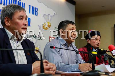 2017оны арваннэгдүгээр сарын 24. Дорнод аймгийн иргэд хууль бус алт олборлолтыг эсэргүүцэж. ГЭРЭЛ ЗУРГИЙГ  /МРА