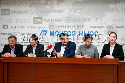 2017оны арваннэгдүгээр сарын 09. Монголын өдөр тутмын сонины холбооноос мэдээлэл хийлээ . ГЭРЭЛ ЗУРГИЙГ Г.ӨНӨБОЛД/МРА