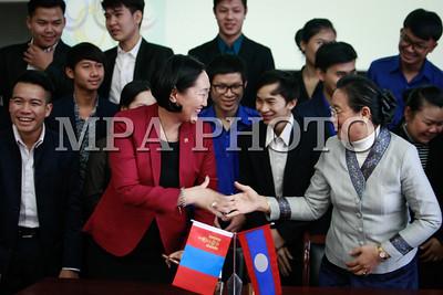2017 оны арваннэгдүгээр сарын 24. Монгол болон БНАЛАУ-ын БСШУСЯ хооронд хамтын ажиллагааны хэлэлцээрт гарын үсэг зурлаа. ГЭРЭЛ ЗУРГИЙГ Г.ӨНӨБОЛД /МРА