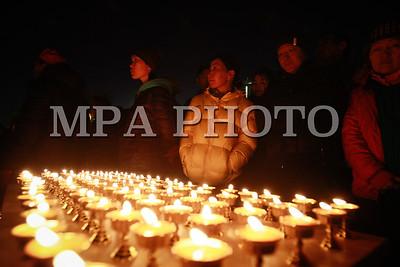 2017  оны арваннэгдүгээр сарын 04.  ОТГОНТЭНГЭР уулнаа осолдсон 17 уулчинд хүндэтгэл үзүүллээ. ГЭРЭЛ ЗУРГИЙГ Г.ӨНӨБОЛД /МРА