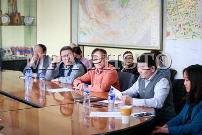 2017оны арваннэгдүгээр сарын 08. Улаанбаатар хотын төвлөрлийг бууруулж, тулгарч буй хүндрэлүүдээс гарах арга замууд хэлэлцүүлэг боллоо. ГЭРЭЛ ЗУРГИЙГ Г.ӨНӨБОЛД/МРА