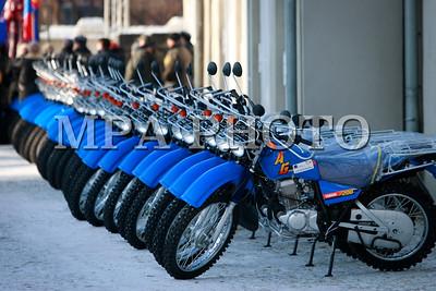 2017 оны арваннэгдүгээр сарын 23. Герман улсын буцалтгүй тусламжаар 60 ширхэг мотоцикл гардууллаа. ГЭРЭЛ ЗУРГИЙГ Г.ӨНӨБОЛД /МРА