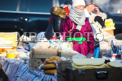 """2018оны Нэгдүгээр сарын 26. """"Цагаан идээний үзэсгэлэн худалдаа"""" . ГЭРЭЛ ЗУРГИЙГ /МРА"""